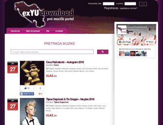 exyudownload.com screenshot
