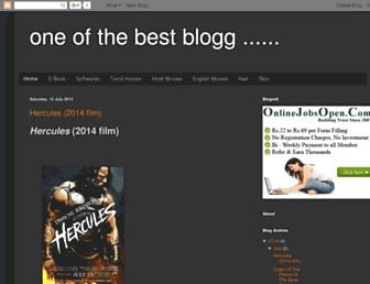 alllfree.blogspot.com screenshot