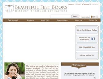bfbooks.com screenshot