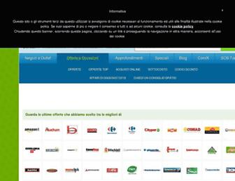 ultimoprezzo.com screenshot
