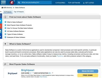 sales-software.financesonline.com screenshot