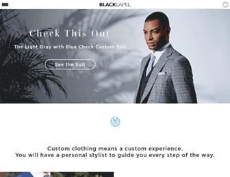 Thumbshot of Blacklapel.com