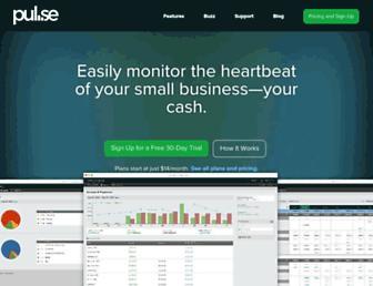 pulseapp.com screenshot