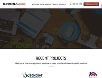Thumbshot of Websuccessagency.com