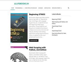 allitebooks.in screenshot