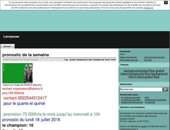 lavoyeuse.centerblog.net screenshot
