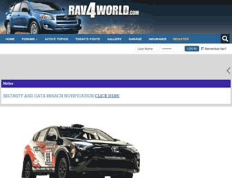 rav4world.com screenshot