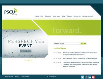 Thumbshot of Pscu.com