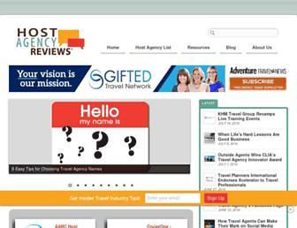 hostagencyreviews.com screenshot