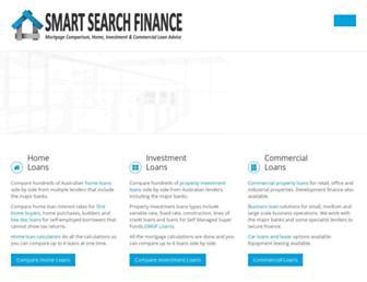 smartsearchfinance.com.au screenshot