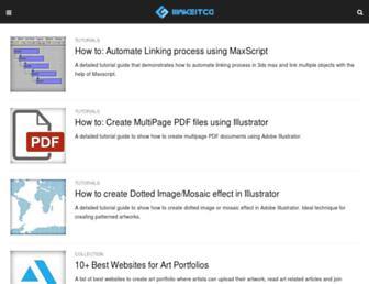 makeitcg.com screenshot