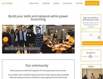 brunchwork.com screenshot