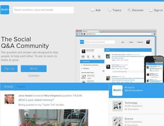 employment.blurtit.com screenshot