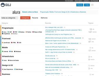 guj.com.br screenshot