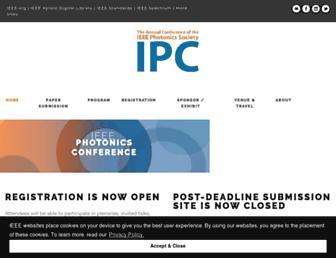 ieee-ipc.org screenshot