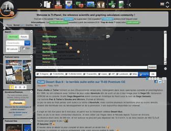 tiplanet.org screenshot