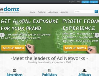 Thumbshot of Edomz.com