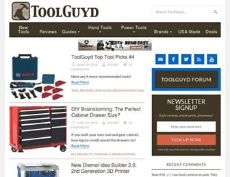 Thumbshot of Toolguyd.com