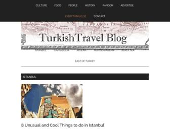 turkishtravelblog.com screenshot
