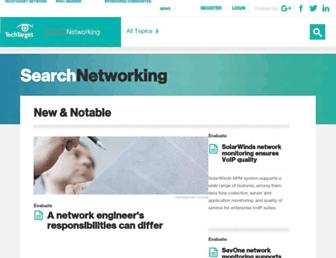 searchnetworking.techtarget.com screenshot