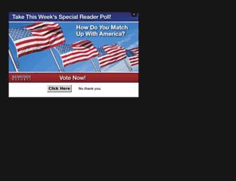 Thumbshot of Rasmussenreports.com