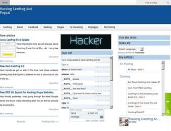 rattlesnakee.blogspot.com screenshot