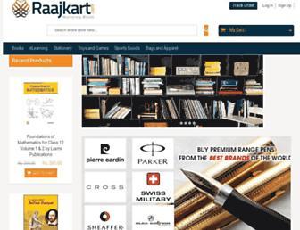 raajkart.com screenshot