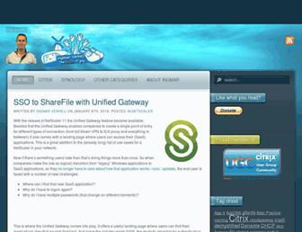 ingmarverheij.com screenshot