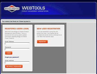 bsppwebtools.com screenshot
