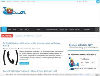 techbeasts.com screenshot