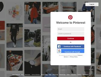 pinterest.co.uk screenshot