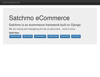 Thumbshot of Satchmoproject.com