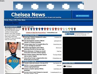 Thumbshot of Chelseanews.com