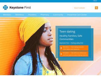 keystonefirstpa.com screenshot
