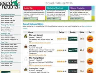 Thumbshot of Grand-national-guide.co.uk