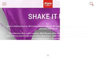 Thumbshot of Argoscareers.com