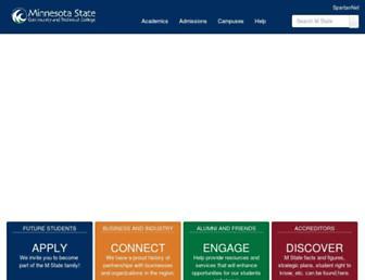 minnesota.edu screenshot