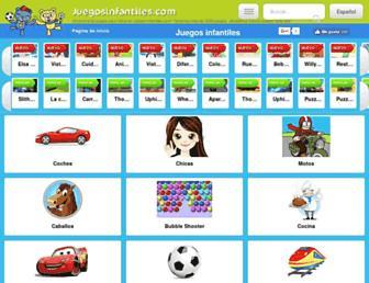 juegosinfantiles.com screenshot