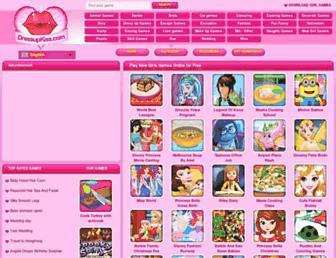 Thumbshot of Dressupkiss.com