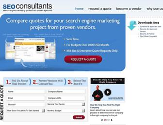 Thumbshot of Seoconsultants.com
