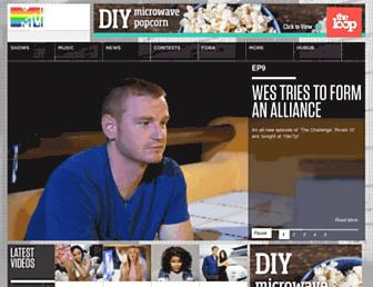Thumbshot of Mtv.ca