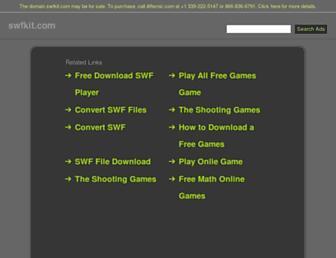 swfkit.com screenshot
