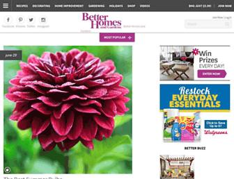 Thumbshot of Bhg.com