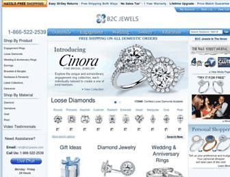 Thumbshot of B2cjewels.com