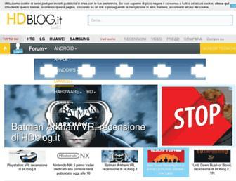 games.hdblog.it screenshot