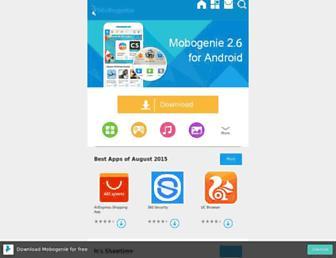 m.mobogenie.com screenshot