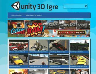unity3digre.com screenshot