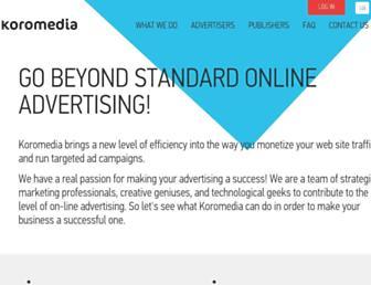 Thumbshot of Koromedia.com