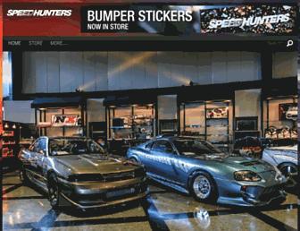 Thumbshot of Speedhunters.com