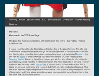 mytpf.com screenshot